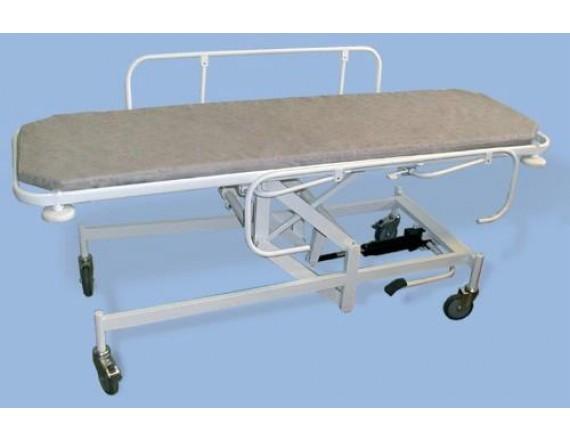 Тележка внутрикорпусная для перевозки больных МСК-404