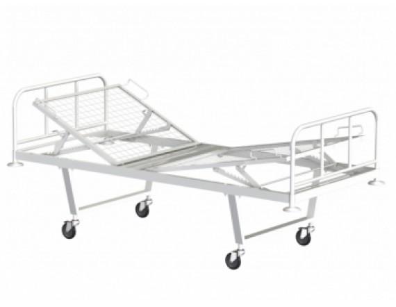 Кровать общебольничная на колесах МСК-102