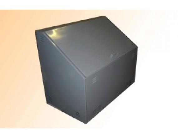 Ящик для овощей нержавеющий, с крышкой