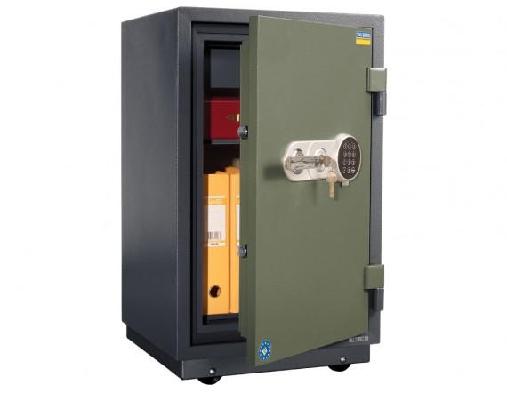 Огнестойкий сейф VALBERG FRS-80T EL