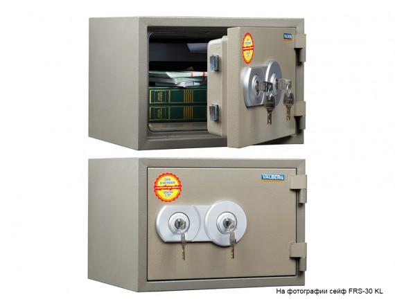 Огнестойкий сейф VALBERG FRS-36 KL